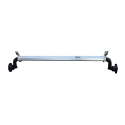 Achse 750 kg, 1350 mm, UNGEBREMST, für PKW-Anhänger, AL-KO Optima