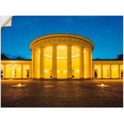 Artland Wandbild Elisenbrunnen Aachen, Gebäude (1 Stück) 40 cm x 30 cm