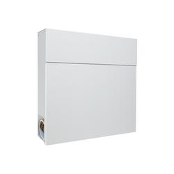 MOCAVI Briefkasten MOCAVI Box 530 Design-Briefkasten weiß (RAL 9003)