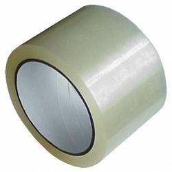 1-PACK Packband Klebeband OPP-801, 75 mm x 66 m, BOPP, Acrylat, transparent