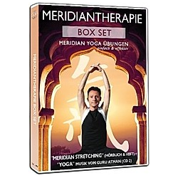 Meridiantherapie Box Set, 2 Audio-CD + Heft