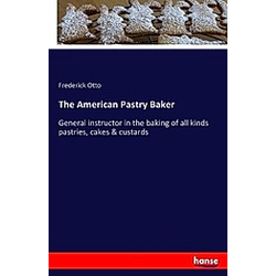 The American Pastry Baker