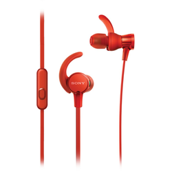 Sony Headset In-Ear-Sportkopfhörer MDR-XB510AS rot