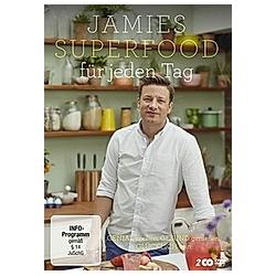 Jamie Oliver - Jamies Super Food für jeden Tag