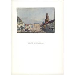 Goethe in Heilbronn: eBook von