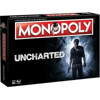 Winning Moves Monopoly Uncharted 44895