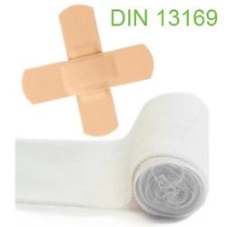 Füllset für verbandskasten special eu/din 13169