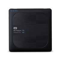 Western Digital My Passport Wireless Pro 2TB USB 3.0 schwarz (WDBP2P0020BBK-EESN)