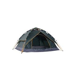Outsunny Faltzelt Quick-Up-Zelt für 2 Personen + 1 Kind