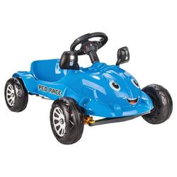 Jamara Rutscher Tretauto Ped Race, Rutschauto Kinderauto Pedale Tretfahrzeug Rutscher Kleinkind