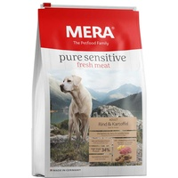 Mera pure sensitive fresh meat Rind & Kartoffel 4 kg