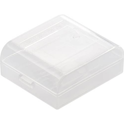 Basetech BT-Box-014 Batteriebox 2x CR-123A, 16340 (L x B x H) 40 x 47.6 x 20.3mm
