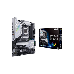 Asus PRIME Z490-A Mainboard AURA Sync