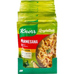 Knorr Spaghetteria Parmesana 163 g, 10er Pack