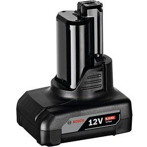 BOSCH Akku GBA 12V Professional Lithium-Ionen-Akku 6,0 Ah