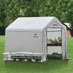 ShelterLogic Mobiles Folien-Gewächshaus