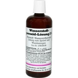 WASSERSTOFFPEROXID LOE 3%