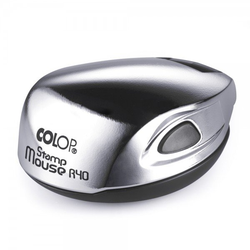 Colop Stamp Mouse R 40 (ø40 mm - 7 Zeilen)