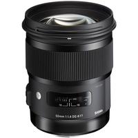 50 mm F1,4 DG HSM (A) Sony E