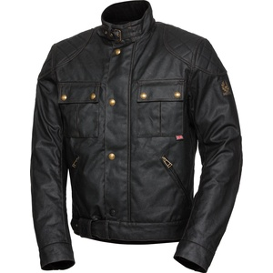 Belstaff Brooklands 2.0 Textiljacke schwarz Herren Größe XXL