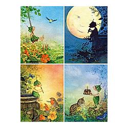 Giesbert - Posterset, 4 Teile
