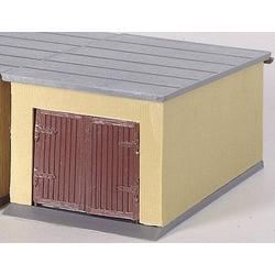 Auhagen H0 Garagen, anreihbar Bausatz