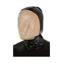 Vakuum-Maske mit kleinem Atemloch, Latex