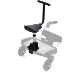 Fillikid Kinderwagenaufsatz Zusatzsitz für Filliboard, schwarz