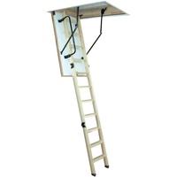 Altrex Woodytrex-De Luxe 3-teilige Bodentreppe einklappbar 140x70cm