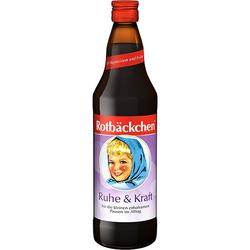 RABENHORST Rotbäckchen Ruhe & Kraft Saft 700 ml