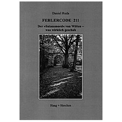Fehlercode 211. Daniel Ruda  - Buch