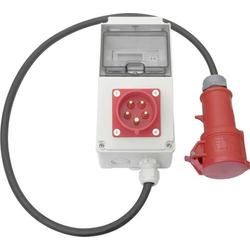 Kalthoff 725400 Mobiler Stromzähler digital MID-konform: Ja 1St.
