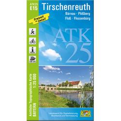 Tirschenreuth 1 : 25 000