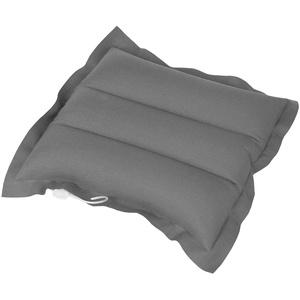 Outdoor Baumwoll SitzkissenThermo Kissen Stadion Für Boot Angeln Jagd Aufblasbar 35 x 35 cm