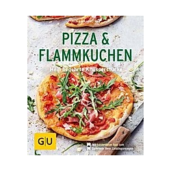 Pizza & Flammkuchen. Inga Pfannebecker  - Buch