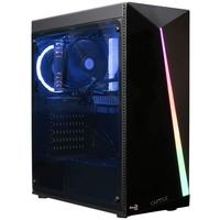 Captiva R56-824 PC DDR4-SDRAM 3400G AMD Ryzen 5 16 GB 1000 GB SSD Schwarz