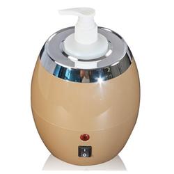 Master Massage Massageliege Massageöl-Erwärmer Creme Lotion-Wärmer mit Pumpflasche für Salon SPA Massage Körpertherapie