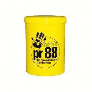 PR88 Hautschutzcreme 1 Liter Dose, Abwaschbarer Handschuh