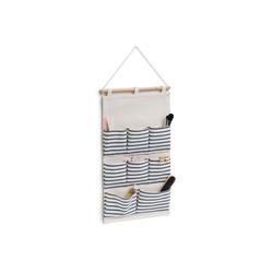 HTI-Living Aufbewahrungsbox Hänge Aufbewahrung Stripes, Hängeaufbewahrung 35 cm x 60 cm