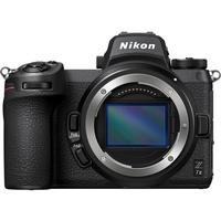 Nikon Z 7 II + FTZ Objektivadapter