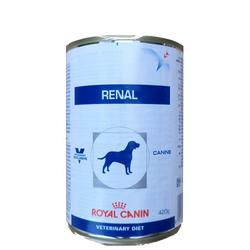 24x410g Royal Canin Renal Veterinary Diet Nassfutter Dose