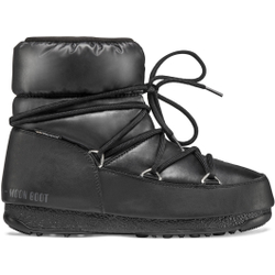 Moon Boot - Moon Boot Low Nylon WP Black - Après-ski - Größe: 41