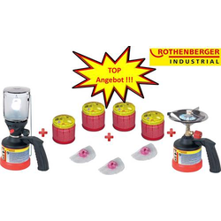 Rothenberger Industrial Camping Kocher Camping-Set 1500003251