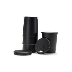 achilles Mehrwegbecher Barista 365 Mehrwegbecher Coffee-to-Go-Becher 4er Set Kaffee-Becher, Kunststoff