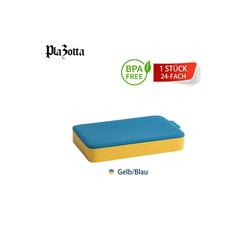 Plazotta Eiswürfelform Eiswürfelform Rechteck Eiswürfel mit Deckel aus