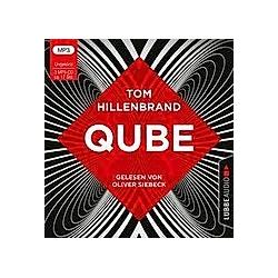 Qube  3 Audio-CD  MP3 - Hörbuch