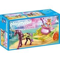 Playmobil Fairies Blumenfee mit Einhornkutsche (9136)