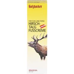 RIVIERA Hirschtalg Fußcreme parabenfrei 75 ml