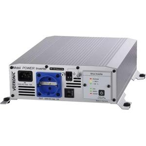 Votronic MobilPOWER SMI 1700-NVS Sinus-Wechselrichter mit Netzvorrangschaltung
