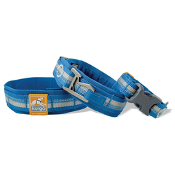 Kurgo Halsband RSG Collar blau, Größe: L